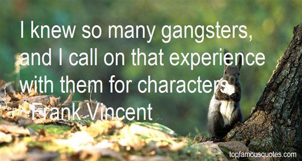Frank Vincent Quotes