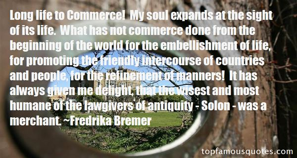 Fredrika Bremer Quotes