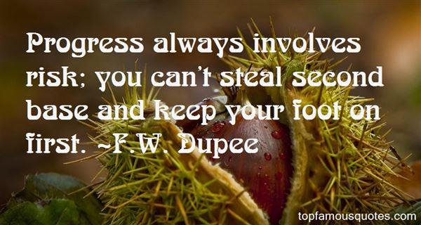 F.W. Dupee Quotes