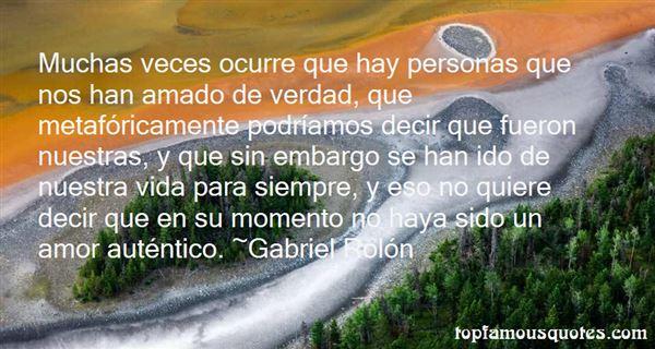 Gabriel Rolón Quotes