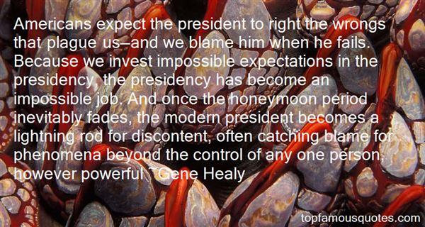 Gene Healy Quotes