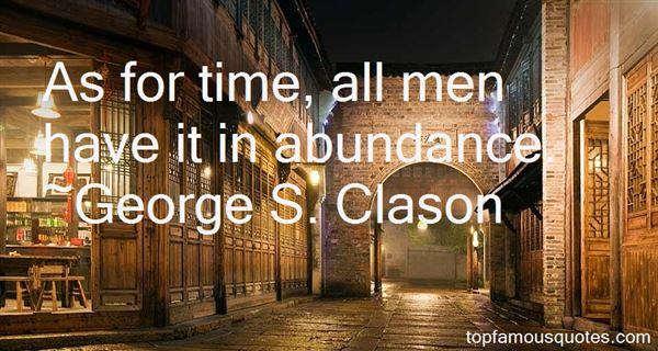 George S. Clason Quotes