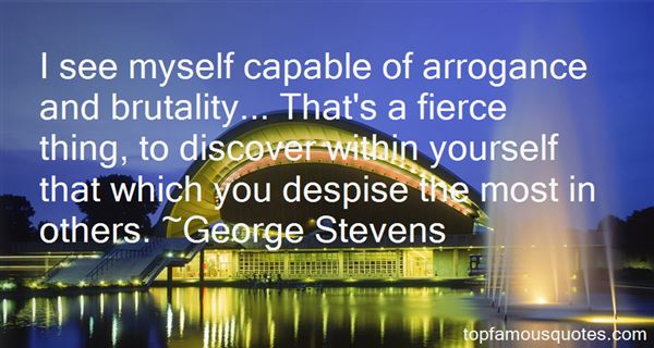 George Stevens Quotes