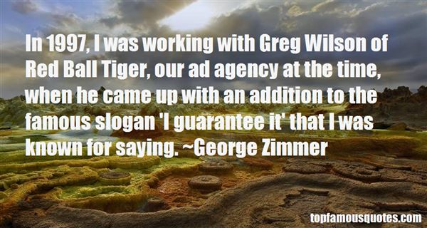 George Zimmer Quotes