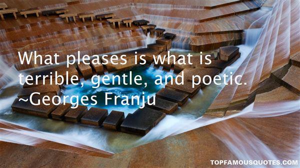 Georges Franju Quotes
