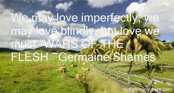 Germaine Shames Quotes