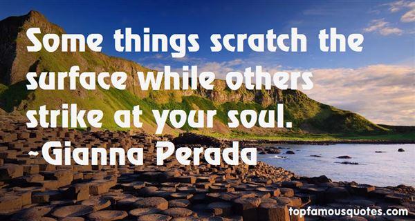 Gianna Perada Quotes
