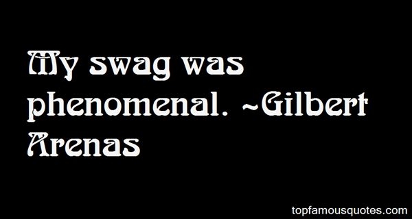 Gilbert Arenas Quotes