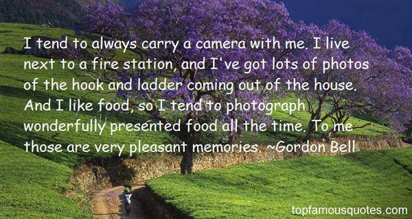 Gordon Bell Quotes