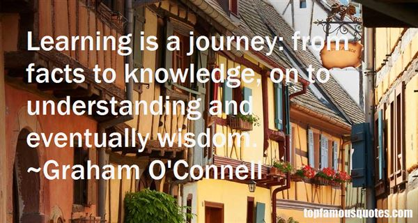 Graham O'Connell Quotes