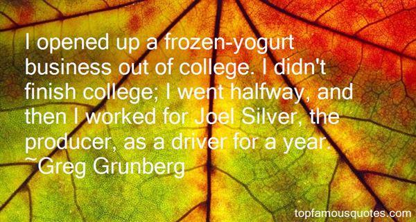 Greg Grunberg Quotes