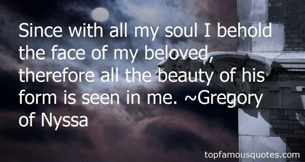 Gregory Of Nyssa Quotes
