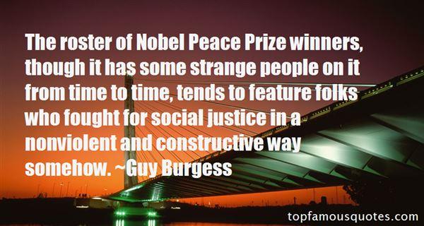 Guy Burgess Quotes