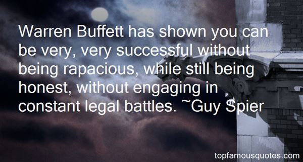 Guy Spier Quotes