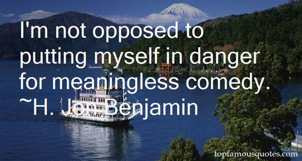 H. Jon Benjamin Quotes
