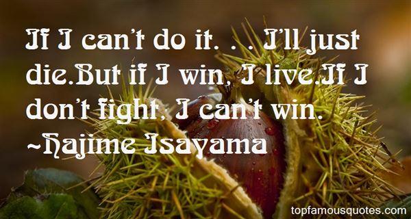 Hajime Isayama Quotes