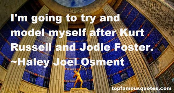Haley Joel Osment Quotes