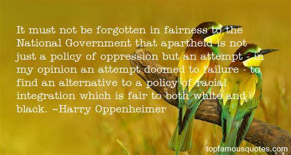 Harry Oppenheimer Quotes
