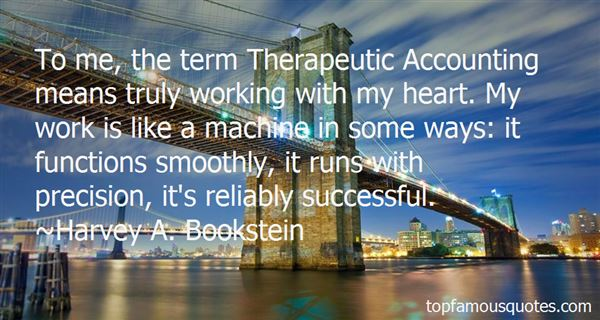 Harvey A. Bookstein Quotes