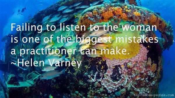Helen Varney Quotes