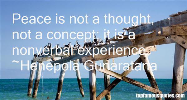 Henepola Gunaratana Quotes