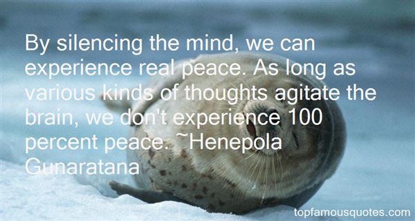 Elizabeth Garrett Anderson Quotes: Henepola Gunaratana Quotes: Top Famous Quotes And Sayings