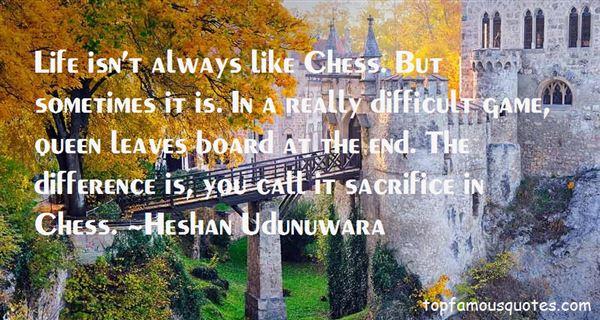 Heshan Udunuwara Quotes