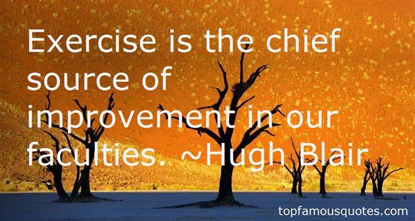 Hugh Blair Quotes