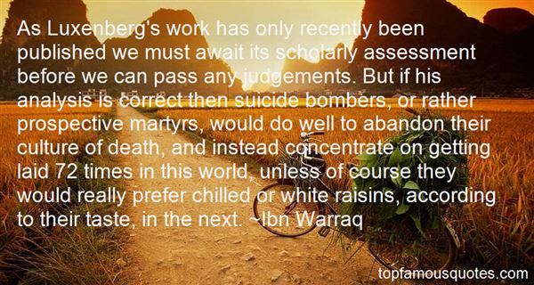 Ibn Warraq Quotes