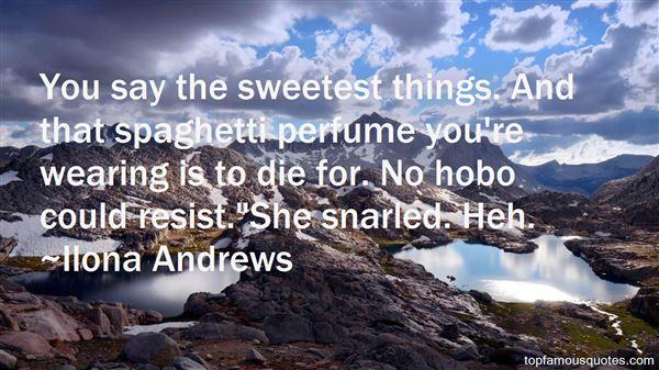 Ilona Andrews Quotes