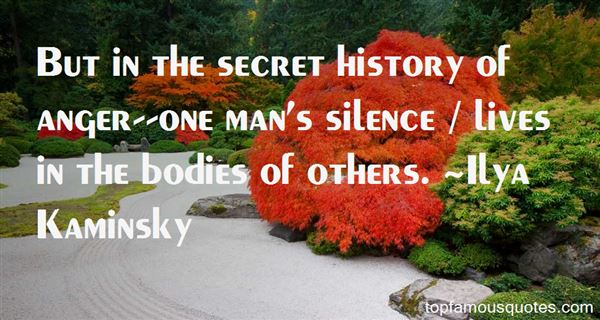 Ilya Kaminsky Quotes