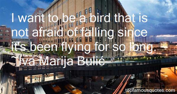 Iva Marija Bulic Quotes