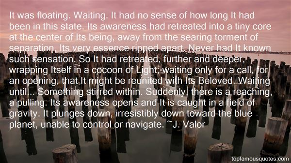 J. Valor Quotes