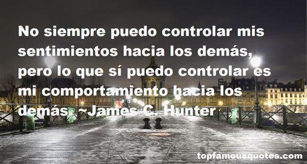 James C. Hunter Quotes