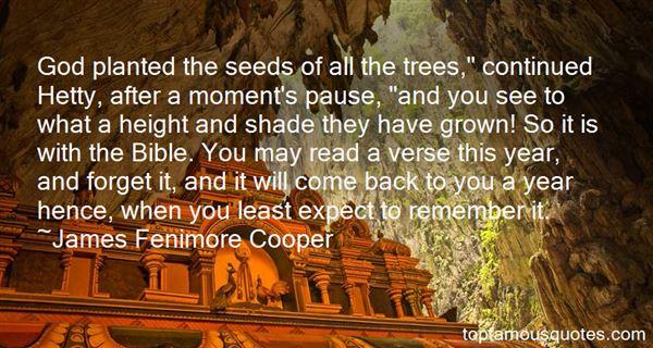 James Fenimore Cooper Quotes