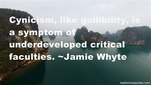 Jamie Whyte Quotes