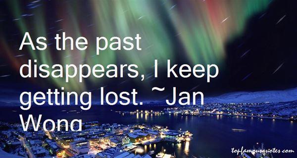Jan Wong Quotes