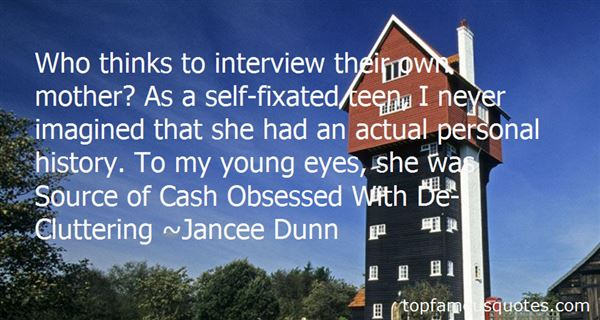 Jancee Dunn Quotes
