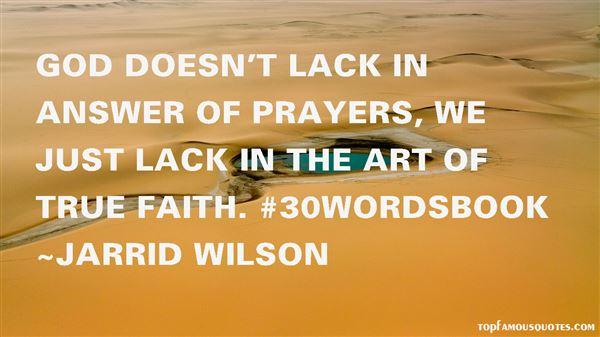 Jarrid Wilson Quotes