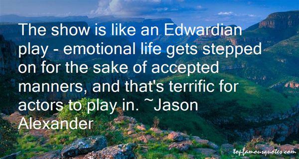 Jason Alexander Quotes