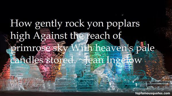 Jean Ingelow Quotes