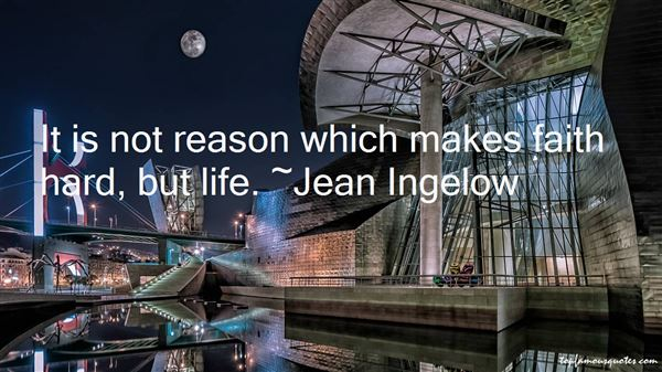 Jean Ingelow Quotes