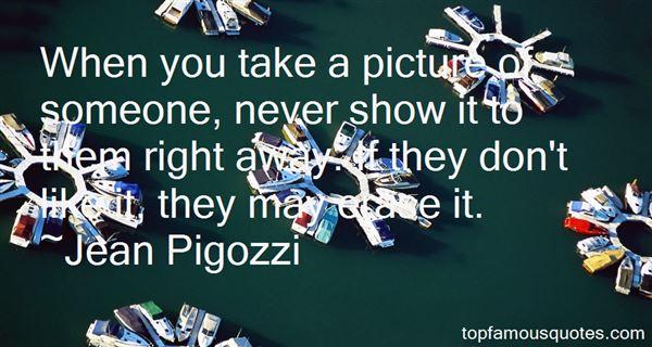 Jean Pigozzi Quotes