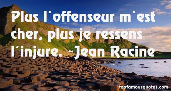Jean Racine Quotes