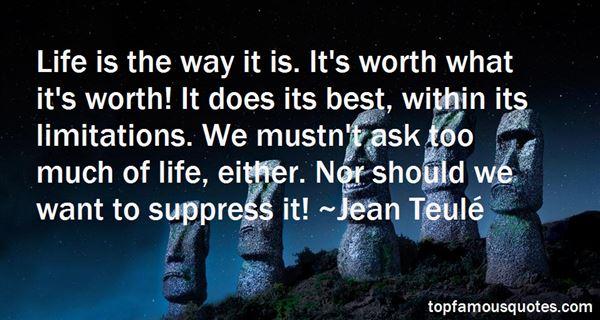 Jean Teulé Quotes