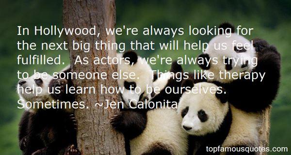 Jen Calonita Quotes