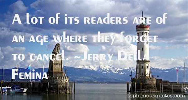Jerry Della Femina Quotes