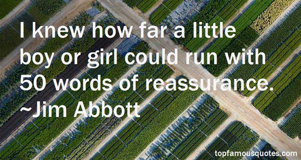 Jim Abbott Quotes