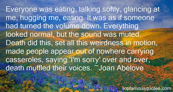 Joan Abelove Quotes