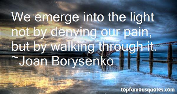 Joan Borysenko Quotes